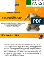PPT Referat Epistaksis (Rizka Utami 1102010251)