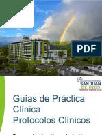 Modelo Guías de Práctica Clínica