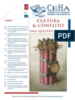Newsletter 14 - Culture and Conflict