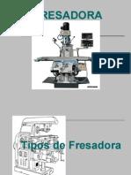 Slide Fresadora Tra