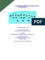 Tutorial Para El Modelado de Sistemas de Manufactura Con Promodel