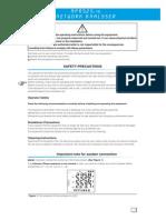 Analizador de Redes Mpr52s