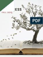 NYU Press | Fall 2015