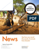 World Animal Protection Canada News - Spring/Summer 2015
