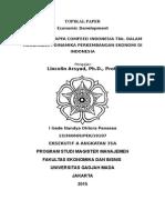 Economic Development Environment JAPFA Combed Indonesia