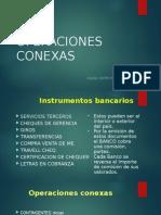 OPERACIONES-CONEXAS