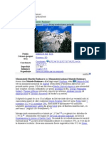 Despre Muntele Rushmore