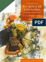 Lively, Penelope (2006) en Busca de Una Patria. La Historia de La Eneida