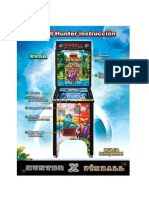 Manual Hunter Pinball Deluxe