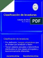 Clasificación de Lavaduras