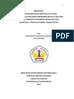 Proposal SPK Beasiswa Bidikmisi FIX 1