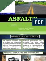 Pavimentos _asfalto
