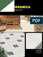JennyCeramica - Catalogo de Productos 2014