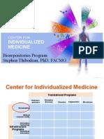 The Mayo Clinic Biorepository Program FINAL