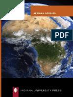 2015 African Studies catalog