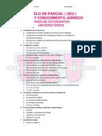 1er Modelo de Examen - Segundo Parcial - APORTE UEU
