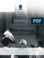 Informe CBPD2010