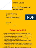 manajemen karir 1