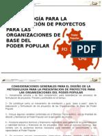 Metodologia de Formulaci n de Proyectos Del Pp