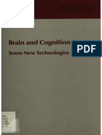 Brain and Cognition - Committee on New Technologies in Cognitive Psychology
