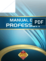 Manual Do Professor - IPOG