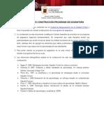 Modelo Programa Del Curso