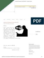 Backtrack 5 Rompiendo Claves WPA2-PSK ~ Tutoriales Hacking