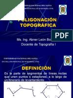 Clase de Topografía I (3º Unidad)