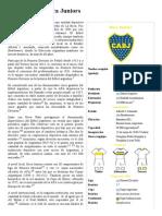 Club Atlético Boca Juniors - Wikipedia, la enciclopedia libre.pdf