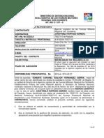 Contratacion Minima Cuantia No 014 015 2014 de 2014 CONTRATO