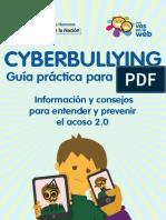 Cyberbullying Guía Argentina