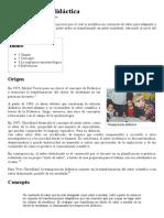 Transposición Didáctica - Wikipedia, La Enciclopedia Libre