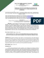 Avaliação Do Potencial Do Óleo Extraído Das Vísceras de Tilápia Para Posterior Utilização Na Cadeia Produtiva de Biodiesel