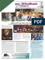 Pelham~Windham News 5-22-2015