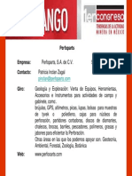Directorio Minero 2008-Email