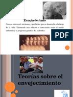 Teorias Del Envejecimiento Diapositivas