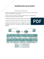 TP 4 Diagnostic Réseau