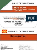 Macedonia Tourism Promotion Action Plan