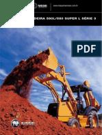 Manual Instruções 580L 580SL Case