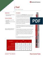 ERB Pulling Tool Product Datasheet