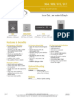 Rutherford 915G Data Sheet