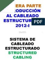 1 -2012-i Introduccion Estandares
