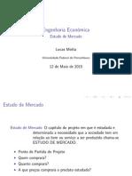 Avaliacao de Mercado1