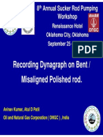 1-2 --- Presentation --- OnGC --- Recording Dynagraph on Bent Polished Rod