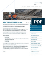 Mine Planning and Mine Design, Consulting - RungePincockMinarco.pdf