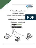 Cablagem Estruturada - Laboratório