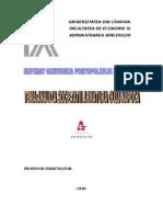 Armatura Cluj - Analiza Fundamentala