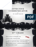 advisory presentation