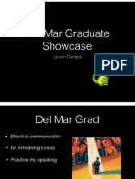 dm grad showcase