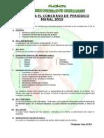 Bases Del Concurso Periodico